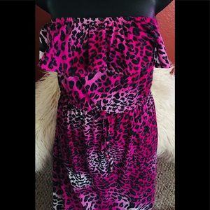 Catalina Dresses - Catalina strapless dress